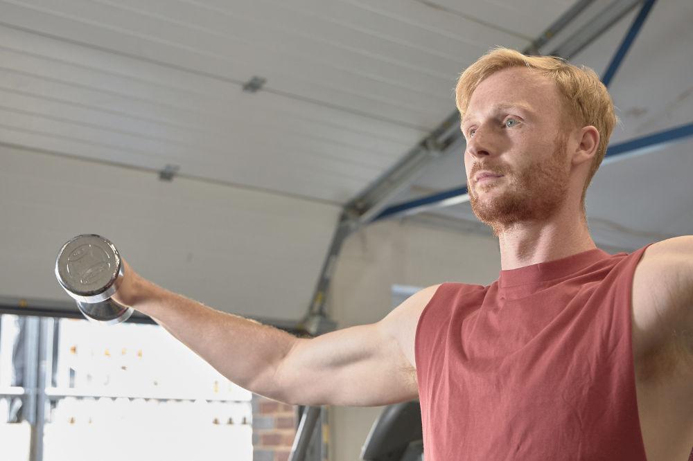 Alex Sullivan - Owner of Just Gym in Saffron Walden