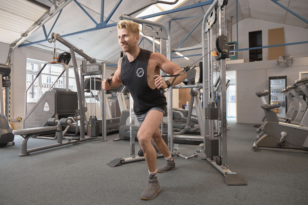 James Wilkinson - Owner at Just Gym - Saffron Walden