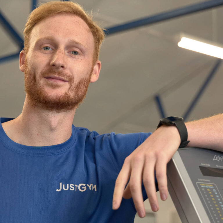 Alex Sullivan - Owner of Just Gym in Saffron Walden